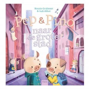 Clavis Leesboekje Pep en Pino naar de grote stad