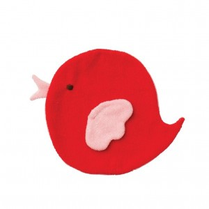 Peppa Sleeping Buddies Vogel Rood