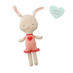 Peppa Gehaakte knuffel Rita het konijn