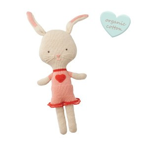 Hoppa Gehaakte knuffel Rita het konijn