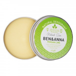 Ben & Anna Deodorant Blikje Persian Lime