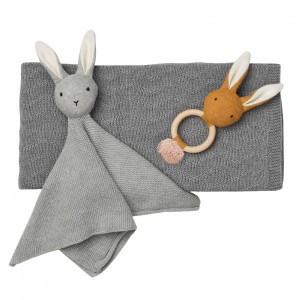Liewood Babypakket Knit Grijs
