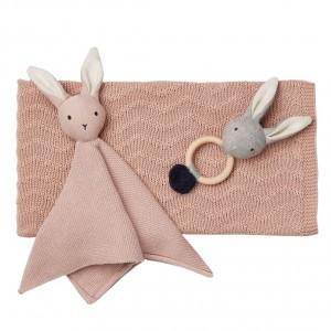 Liewood Babypakket Knit Rose