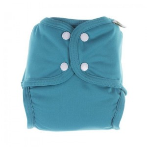 Little Lamb Sized Pocket Nappy Petrol maat 1 (3-9 kg)