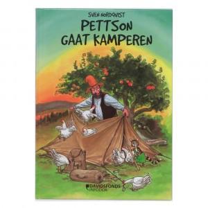 Davidsfonds Prentenboek Pettson gaat kamperen