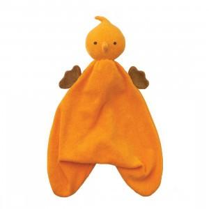 Peppa Knuffeldoekje Soft Sweeties Pico oranje