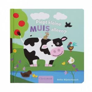 Clavis Leesboekje Piept kleine muis alleen?