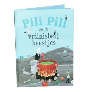 Clavis Leesboekje Pilipili en de vuilnisbelt