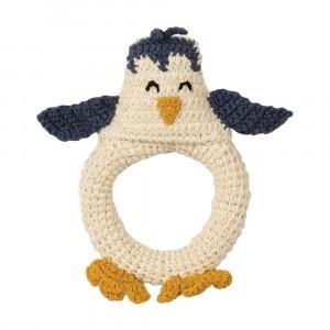 Hoppa Gehaakte Rammelaar Pinguin