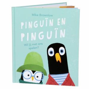 Standaard uitgeverij Leesboek Pinguin en Pinguin