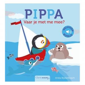Clavis Geluidenboekje Pippa Vaar je met me mee?