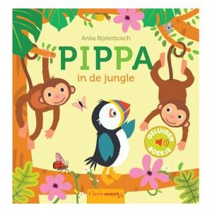 Clavis Geluidenboekje Pippa in de jungle