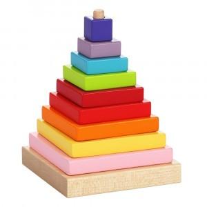 Cubika Stapeltoren Piramide