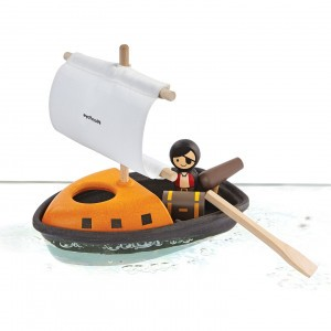 PlanToys Badspeelgoed Piratenboot