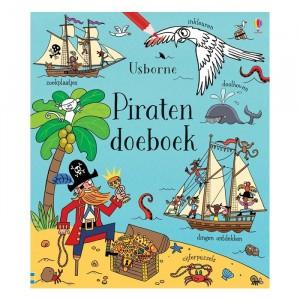Usborne Piraten doeboek