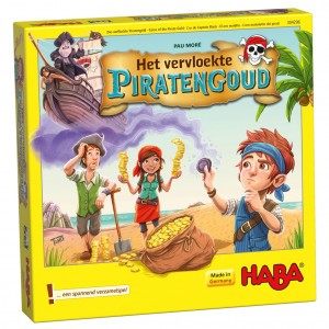 Haba Spel Piratengoud