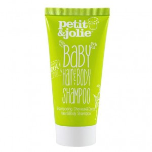 Petit&Jolie Baby Haar & Body Shampoo 50ml (mini)