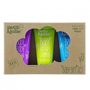Petit&Jolie Baby Gift Set (3 x mini)