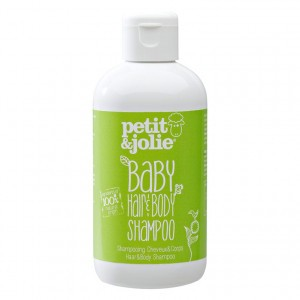 Petit&Jolie Baby Haar & Body Shampoo
