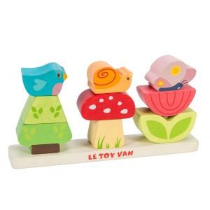Le Toy Van Petilou Opsteekspel My Garden