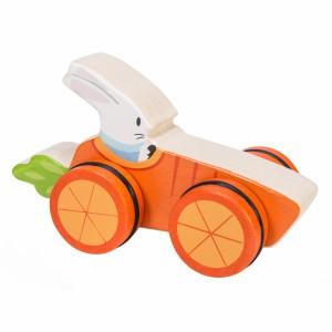 Le Toy Van Petilou Woodland Race 'Konijn'