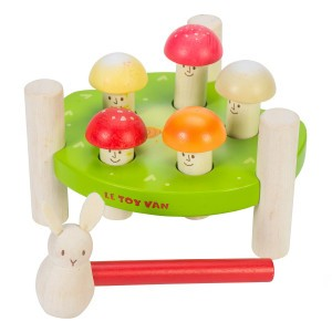 Le Toy Van Petilou Hamerspel 'Mr. Mushrooms'