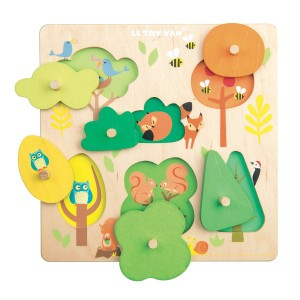 Le Toy Van Petilou Puzzel 'Woodland Tree'