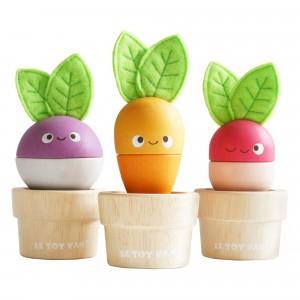 Le Toy Van Petilou Stapelbare Groenten