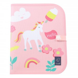 Jaq Jaq Bird Teken- en Placemat 'Unicorn'