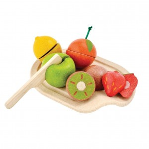 PlanToys Keuken Fruit Assortiment