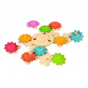 PlanToys Gears & Puzzels Deluxe
