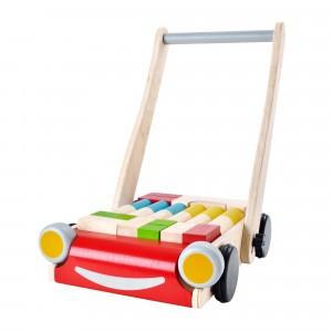 PlanToys Baby loopwagen