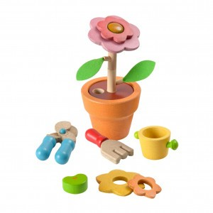 PlanToys Bloem Set