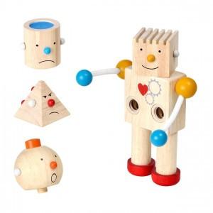 PlanToys Bouw een robot