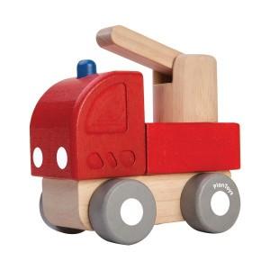PlanToys Mini Brandweerwagen
