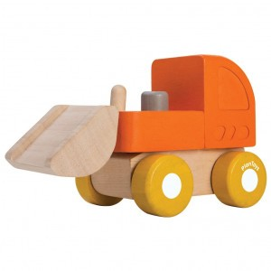 PlanToys Mini Bulldozer