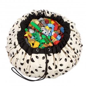 Play & Go Opbergzak/Speelkleed Panda