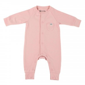 Cloby Playsuit Misty Rose