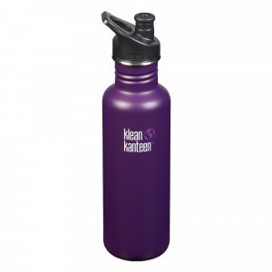 Klean Kanteen Drinkfles Classic Sport Cap (3.0) 798ml Winter Plum