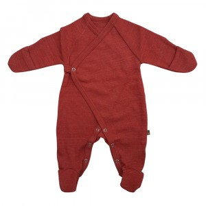 Forgaminnt Amber Yarn Pyjama met voetjes (0-3m) Bossa Nova
