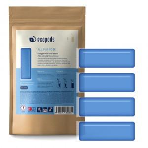 Ecopods Capsule Allesreiniger 4 stuks (15gr)