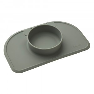 Liewood Silicone Placemat Polly Groen