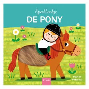 Clavis Speelboekje De pony