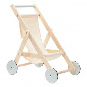 Kid's Concept Poppenwagen Natuur