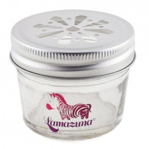 Lamazuna Glazen Opbergpotje voor zeep