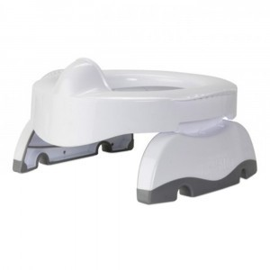 PotettePlus 2 in 1 Reispotje Premium White
