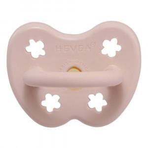 Hevea Fopspeentje Anatomisch Powder Pink 0-3 maand