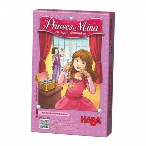 Haba Spel Prinses Mina en haar diamanten