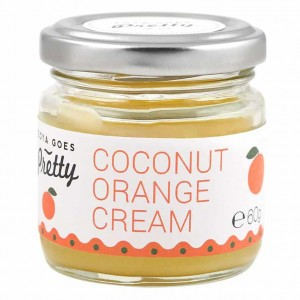 Zoya Goes Pretty - Hand- en Bodycrème Coconut Orange (60 g)