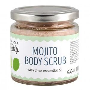 Tweede Kans product - Zoya Goes Pretty - Body Scrub Mojito (270 gram)